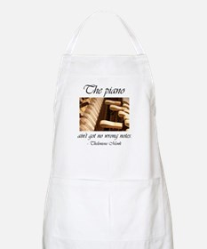 No Wrong Notes Apron