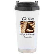 No Wrong Notes Travel Mug