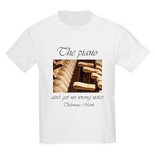No Wrong Notes T-Shirt