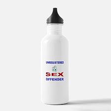 UNREGISTERED Water Bottle