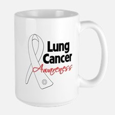 Lung Cancer Awareness Coffee Mug