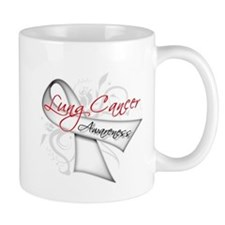 Awareness Lung Cancer Mug