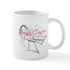 Awareness Lung Cancer Mug