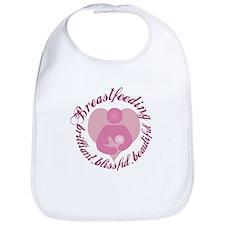 Breastfeeding,Brilliant,Blissful,Beautiful Bib