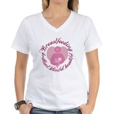 Breastfeeding,Brilliant,Blissful,Beautiful Shirt