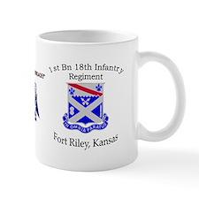 1st Bn 18th Infantry Mug