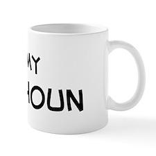 I Love Stabyhoun Mug