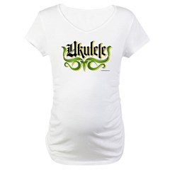 Ukulele Gothic Shirt