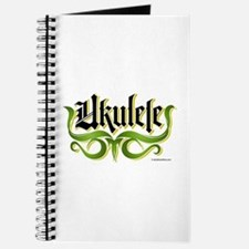 Ukulele Gothic Journal