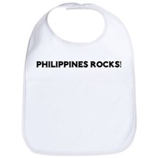 Philippines Rocks! Bib