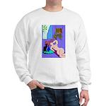The Famous Black Cat Sweatshirt