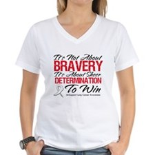 Bravery Lung Cancer Shirt