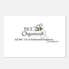 BEE-Organized! Postcards (Package of 8)