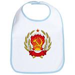 Soviet Russia Coat-of-Arms Bib