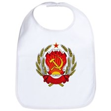 Soviet Russia Coat-of-Arms Bib