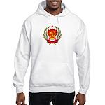 Soviet Russia Coat-of-Arms Hooded Sweatshirt