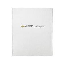 Wasp Enterprises 1 Throw Blanket