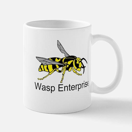 WASP Enterprises 3 Mug