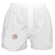 Men Who Hate Women Boxer Shorts
