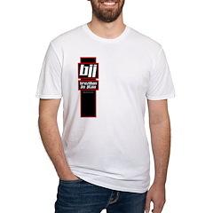 Jiu jitsu basics black red Shirt