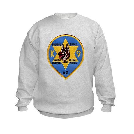 Maricopa Sheriff K9 Kids Sweatshirt
