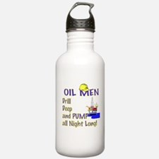 Oil Men Water Bottle