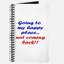 My Happy Place Journal