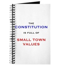 Constitution Values Journal