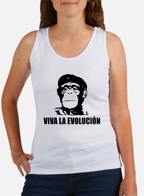 Viva La Evolucion Women's Tank Top