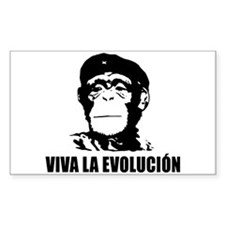 Viva La Evolucion Decal