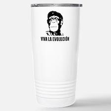 Viva La Evolucion Travel Mug