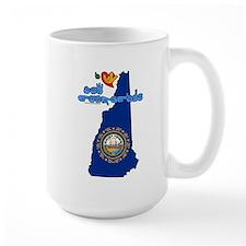 ILY New Hampshire Mug