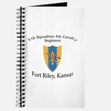 5th Squadron 4th Cavalry Journal