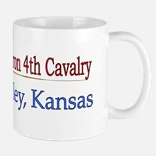 5th Squadron 4th Cavalry Mug