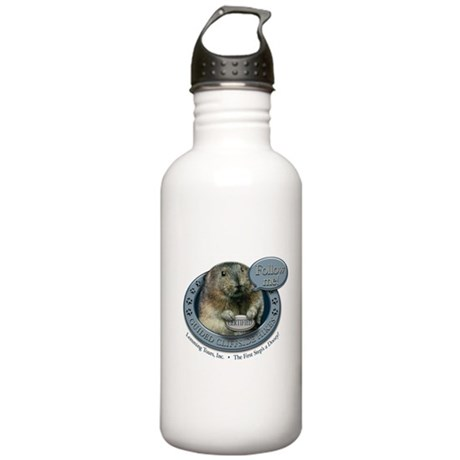 Lemming Tours, Inc. Stainless Water Bottle 1.0L