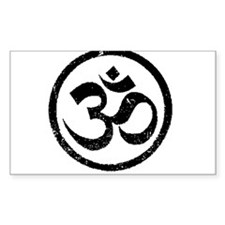 Om Aum Hindu Mantra Decal