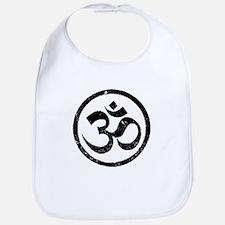 Om Aum Hindu Mantra Bib