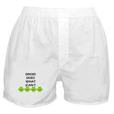 Cool Android Boxer Shorts