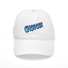 Choice Blue Baseball Cap