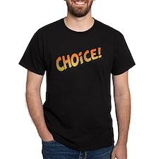 Choice Orange T-Shirt