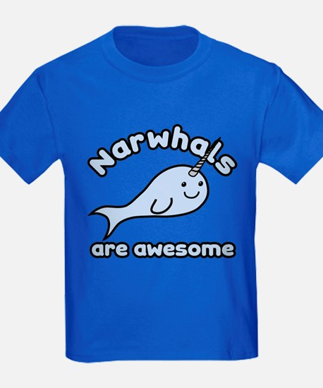 Narwhals Are Awesome T
