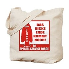 1st Special Service Force Tote Bag