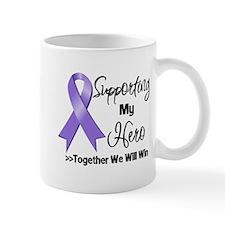 Supporting Hero Hodgkin's Mug