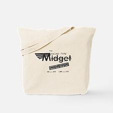 MG Vintage Tote Bag