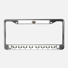 Deer Slayer License Plate Frame