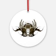 Deer Slayer Ornament (Round)