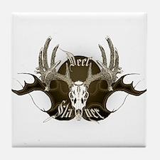 Deer Slayer Tile Coaster