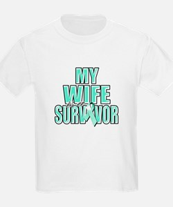My Wife is a Survivor T-Shirt