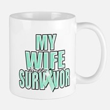 My Wife is a Survivor Mug