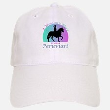 Woman's Place On Peruvian Baseball Baseball Cap